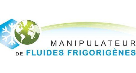 Certification Manipulateurs de fluides frigorigènes