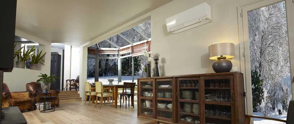 thermoethic climatisation mitsubishi